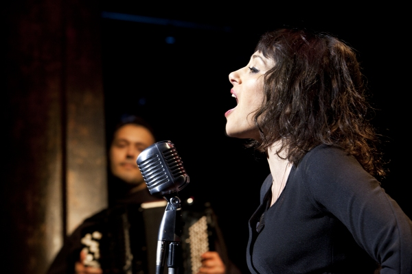 Photo Coverage: PIAF, Starring Frances Ruffelle