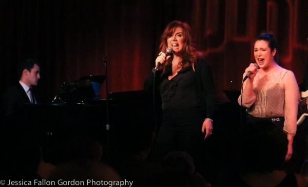 Debbie Gravitte and Emma Hunton