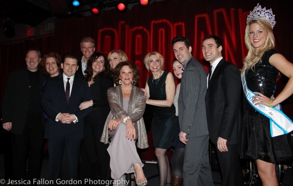 Photo Coverage: Max von Essen, Linda Lavin & More in BROADWAY BELTS FOR PFF!