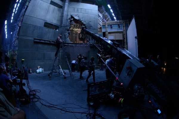 Photo Flash: Behind-the-Scenes Look at THE WOLVERINE