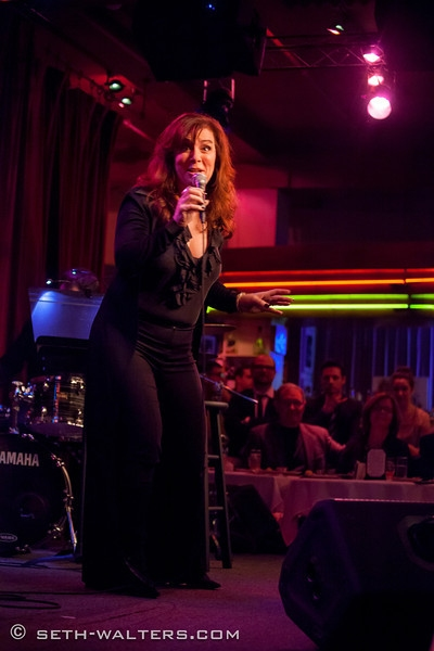 Photo Flash: Broadway at Birdland Features Max von Essen, Debbie Gravitte and More in BROADWAY BELTS FOR PFF