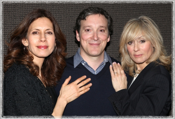FREEZE FRAME: THE ASSEMBLED PARTIES' Judith Light, Jessica Hecht & More Meet the Press