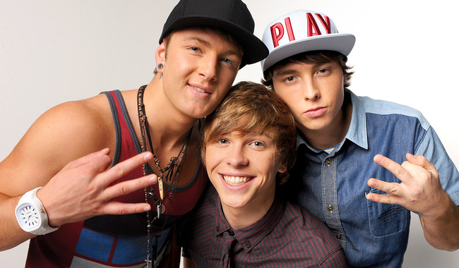 THE X FACTOR's Emblem3 Kick Off West Coast Tour Dates