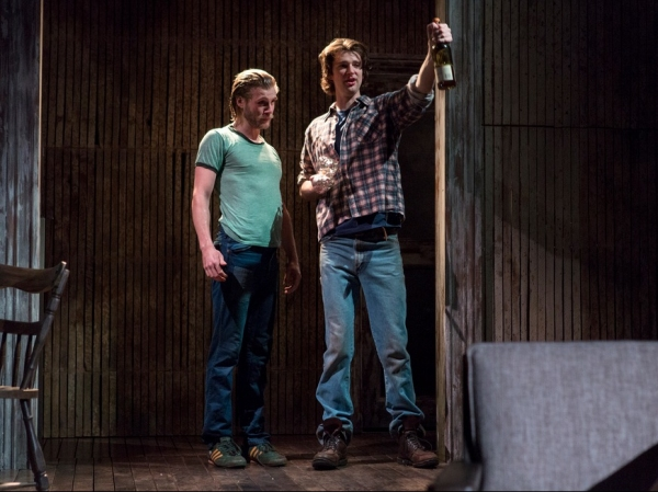 Photos: First Look at Signature Theatre's THE MOUND BUILDERS