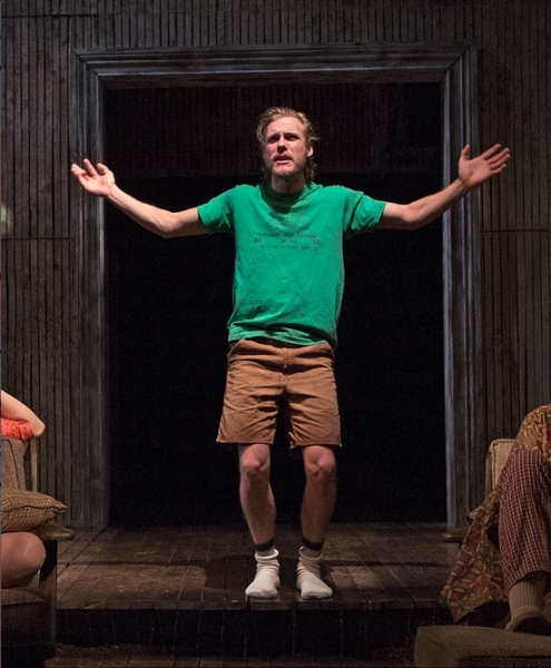 Photo Flash: First Look at Signature Theatre's THE MOUND BUILDERS