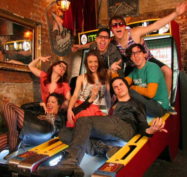 Photo Flash: First Look at the Cast of F#%KING UP EVERYTHING