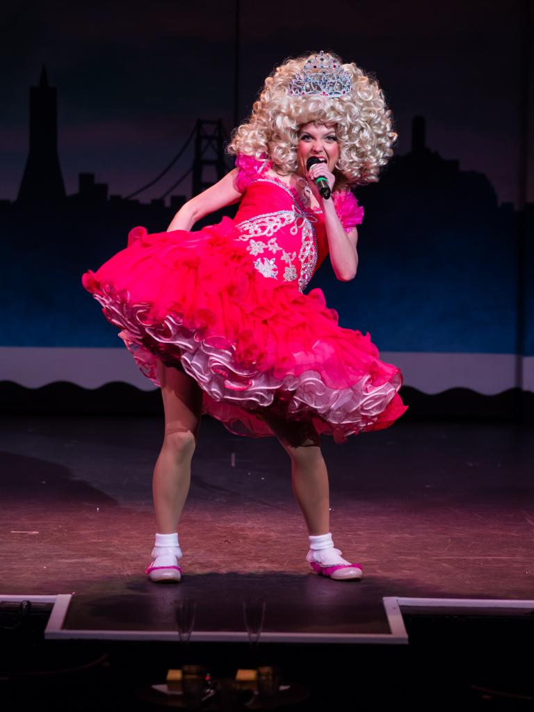Photo Flash: Steve Silver's BEACH BLANKET BABYLON Continues at Club Fugazi