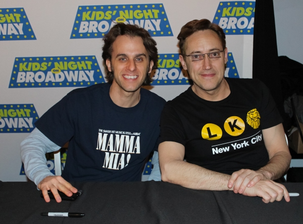 Christopher Hudson Myers and Patrick Brown Photo