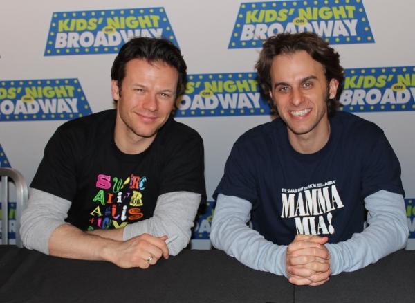 Nicholas Dromard and Christopher Hudson Myers Photo