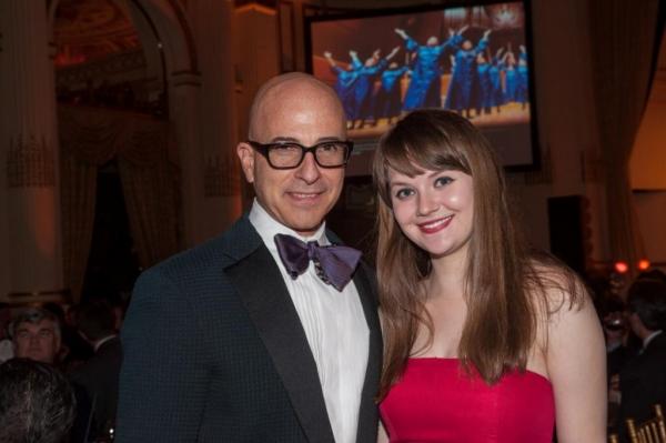 Stephen Petronio and Kate Davis
