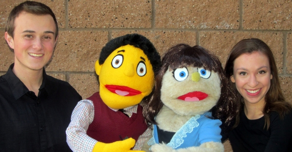 Photo Flash: First Look at Canyon Crest Academy's AVENUE Q - SCHOOL EDITION