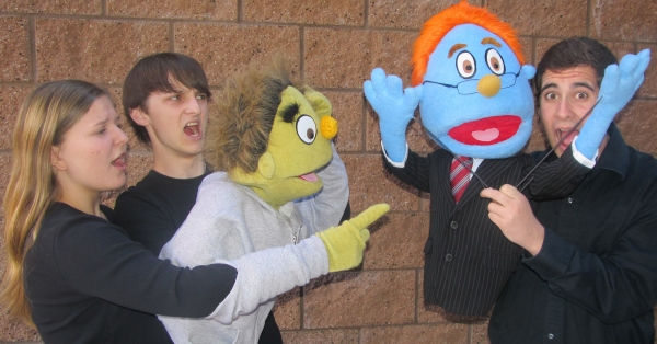 Emmy Farese, Julian Coker, Elliot Rappaport Photo