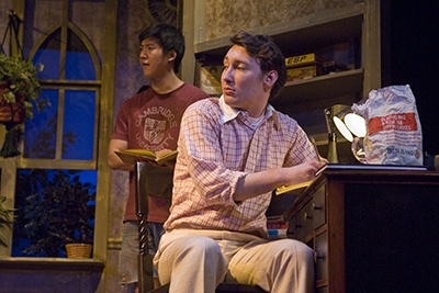 Photo Flash: One Weekend Left to See Lanford Wilson's FIFTH OF JULY at CRW University