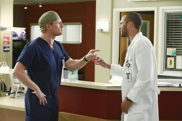 KEVIN MCKIDD, JESSE WILLIAMS