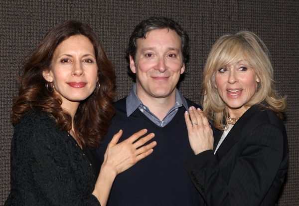 Photo Coverage: THE ASSEMBLED PARTIES' Judith Light, Jessica Hecht and More Meet the Press