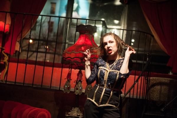 Photo Flash: First Look at Miranda Huba in CANDY TASTES NICE at Madame X