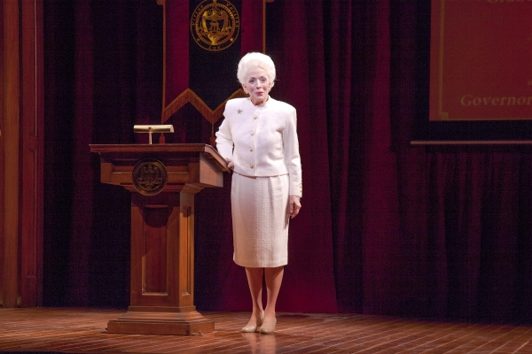 Photo Flash: First Look at Holland Taylor in ANN on Broadway