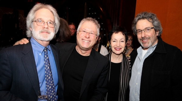 Photo Flash: Alan Menken, Lynn Ahrens and More at Dramatists Guild Awards