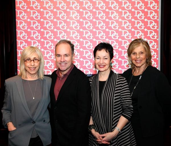 Susan Miller, Stephen Flaherty, Lynn Ahrens, Janet Neipris