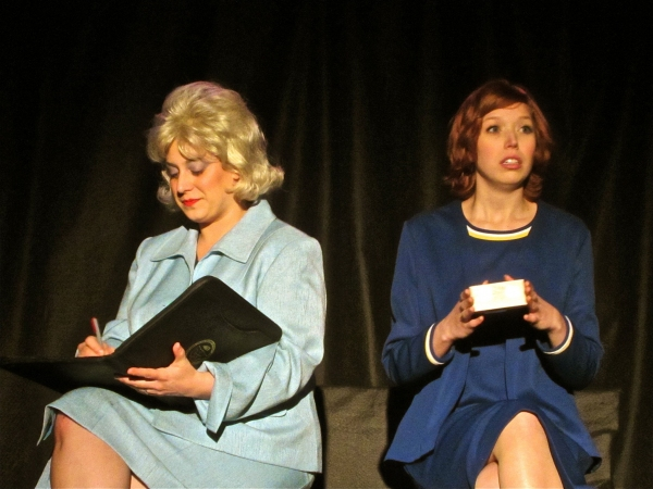 Photo Flash: First Look at American Repertory Theater of WNY's FIRST LADY SUITE