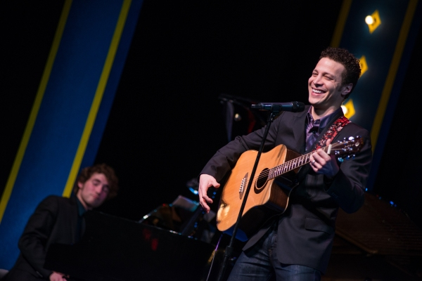 Photo Flash: Justin Guarini and More at The Media Theatre's 2013 Gala