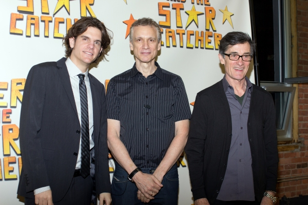 Photo Coverage: Meet the New Cast of Off-Broadway's PETER AND THE STARCATCHER!