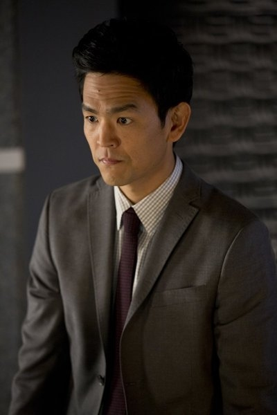 "GO ON -- ""Double Down"" Episode 118 -- Pictured: John Cho as Steven -- (Photo by: Just Photo"