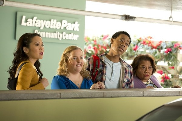 Photo Flash: First Look - GO ON's 'Double Down,' Airing 3/5