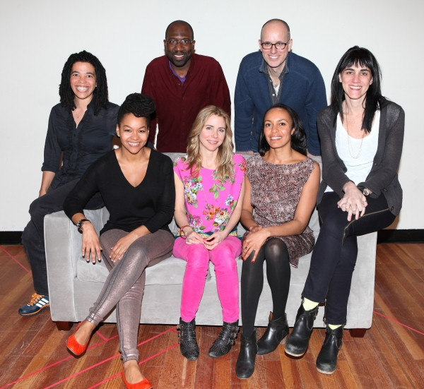 Photo Coverage: Kerry Butler & THE CALL Cast Meets the Press