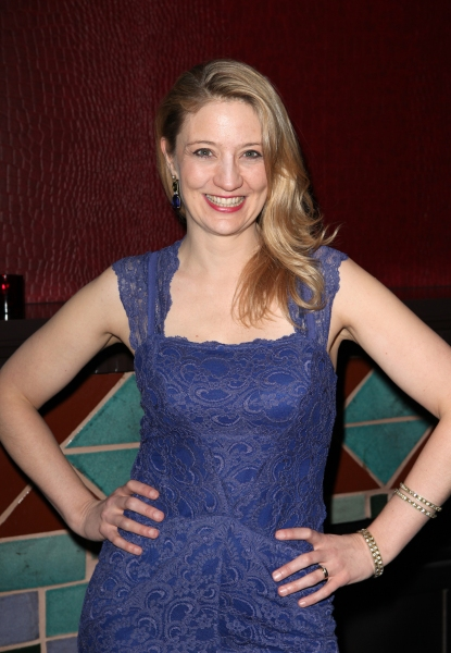 Photo Coverage: Inside Opening Night of MTC's THE MADRID!