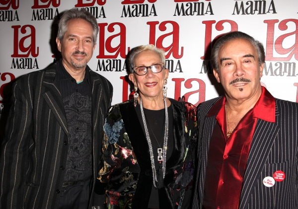 David Diamond, Joan Rose & Frank Carucci