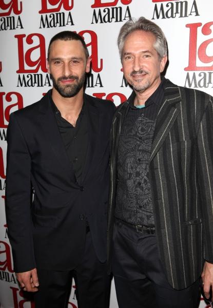 Marco Calvani & David Diamond