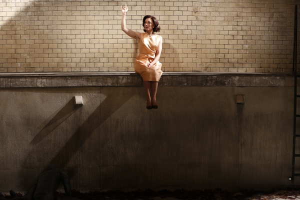 Photo Flash: First Look at Tina Benko in JACKIE