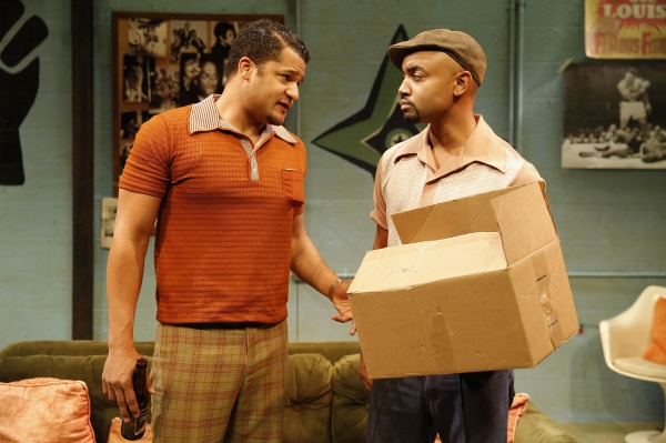 Photo Flash: First Look at DETROIT '67 at The Public Theater