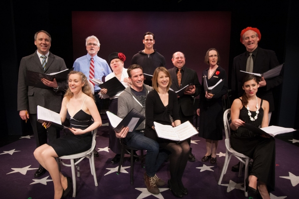 Photo Flash: First Look at York Theatre's HOLLYWOOD PINAFORE