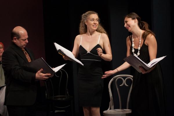 Danny Rutigliano, Jennifer Evans and Julie Kotarides Photo