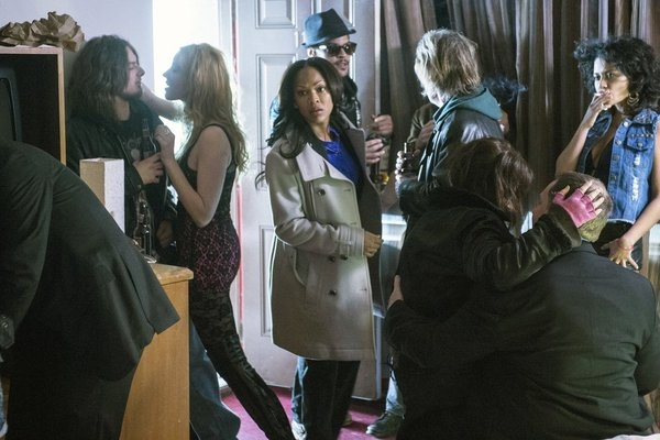 """DECEPTION -- """"You're the Bad Guy"""" Episode 110 -- Pictured: Meagan Good as Joanna Padget Locasto -- (Photo by: David Giesbrecht/NBC)"""