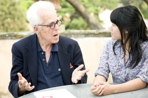 Photo Flash: Sneak Peek - John Guare Hosts YoungArts MasterClass on HBO