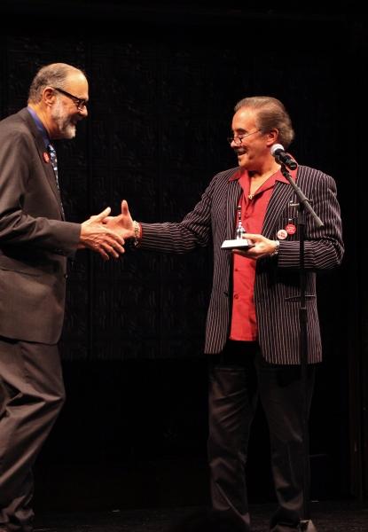 Peter Swords & Frank Carucci