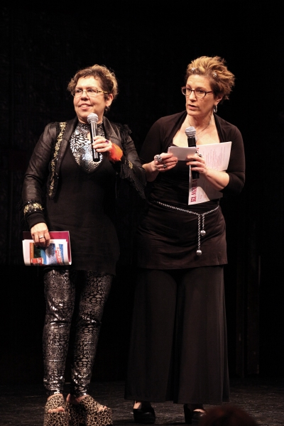 Carmelita Tropicana & Lisa Kron Photo