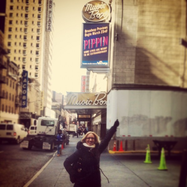 BWW Blog: Molly Tynes of PIPPIN - We're Going to Broadway!
