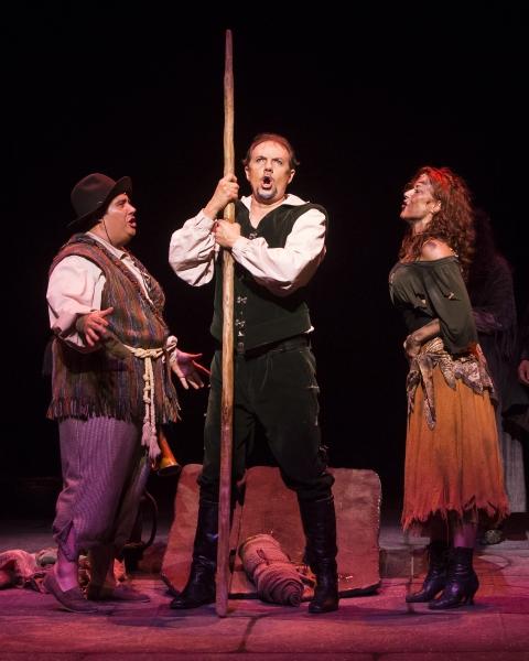 Josh Lamon, Paul Schoeffler & Michelle DeJean Photo