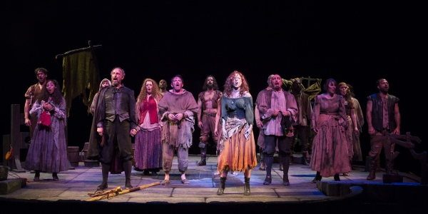 BWW Reviews: TUTS' Amazing MAN OF LA MANCHA Reaches the Unreachable Star