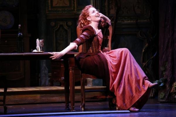 Photo Flash: Sneak Peek at RODGERS + HAMMERSTEIN'S CINDERELLA on Broadway - Part 2!