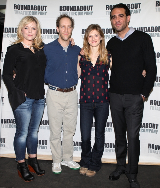 Photo Coverage: Meet the Cast of THE BIG KNIFE!