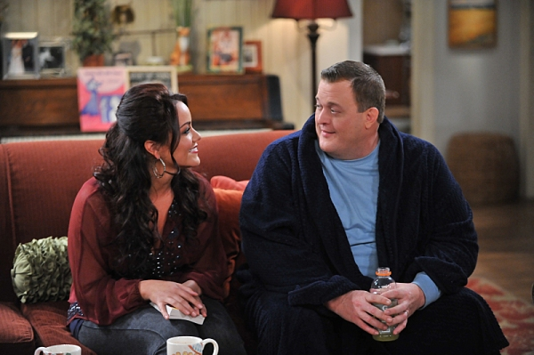 Katy Mixon, Billy Gardell