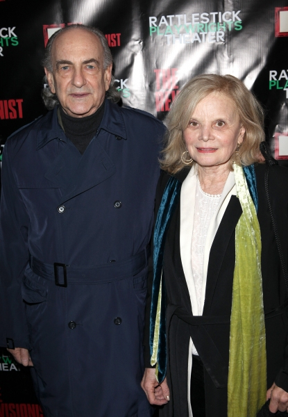 Lyle Kessler & Margaret Ladd  Photo
