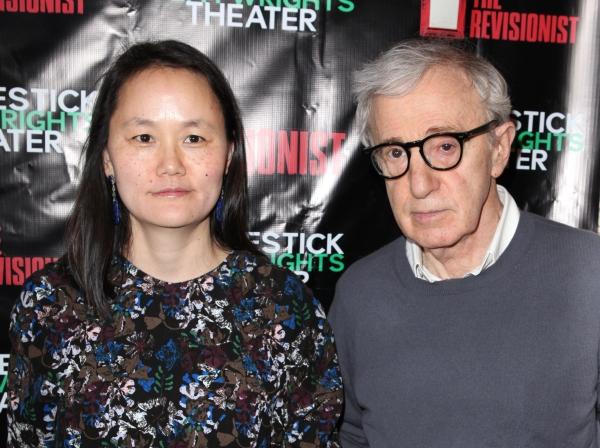 Soon-Yi Previn & Woody Allen
