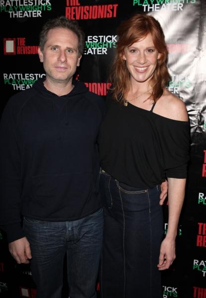 Remy Auberjonois & Kate Nowlin Photo