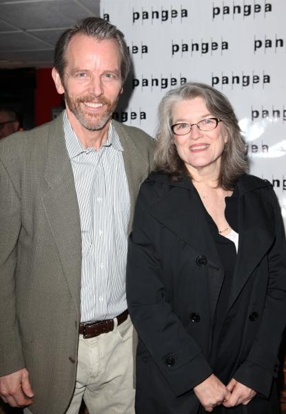 Stephen Bogardus & Cass Morgan